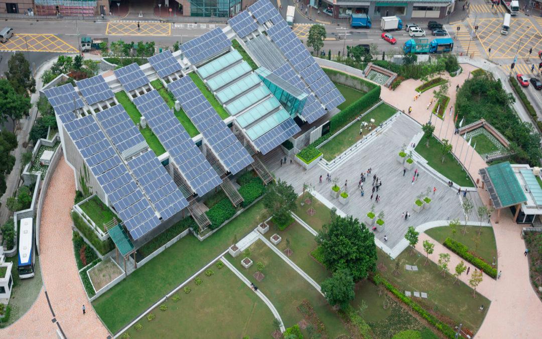 Veja vantagens dos edifícios autossuficientes em energia