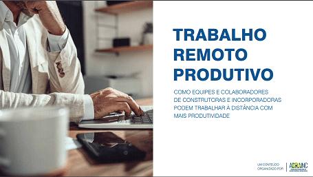 Abrainc produz cartilha com orientações para um home office produtivo