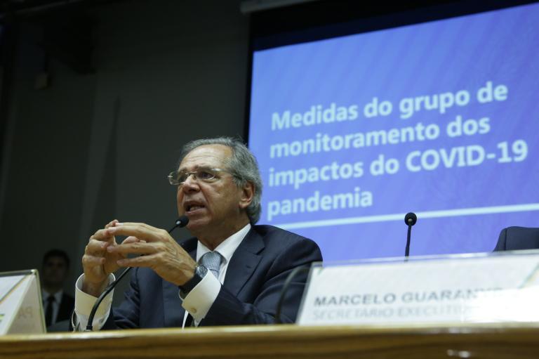 Governo anuncia R$ 147,3 bi em medidas emergenciais contra coronavírus